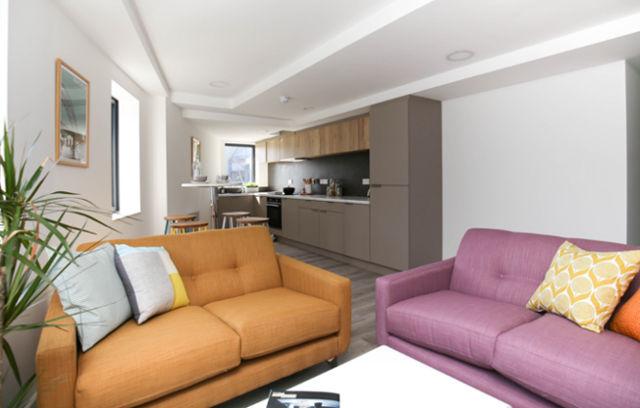 四卧室公寓,圣詹姆斯景观