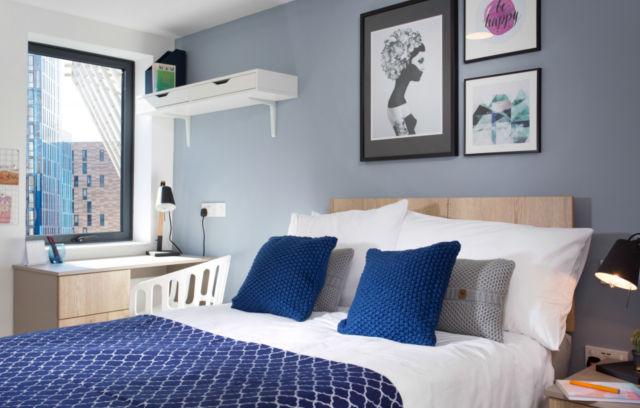 圣詹姆斯景观五卧室公寓