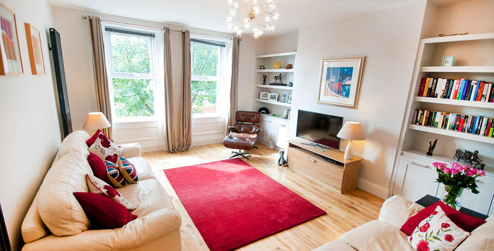 2 bed serviced apartment osborne avenue featured