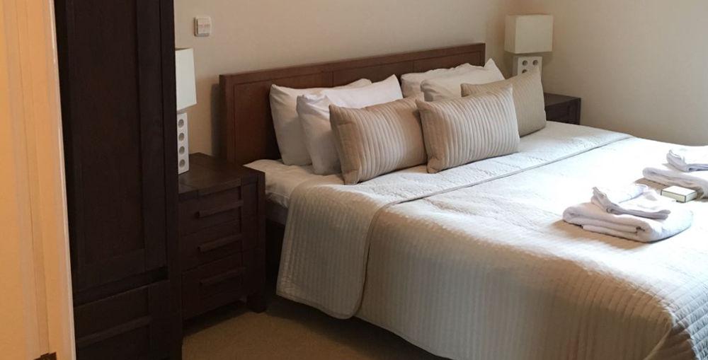 一卧室公寓,Ochre码头