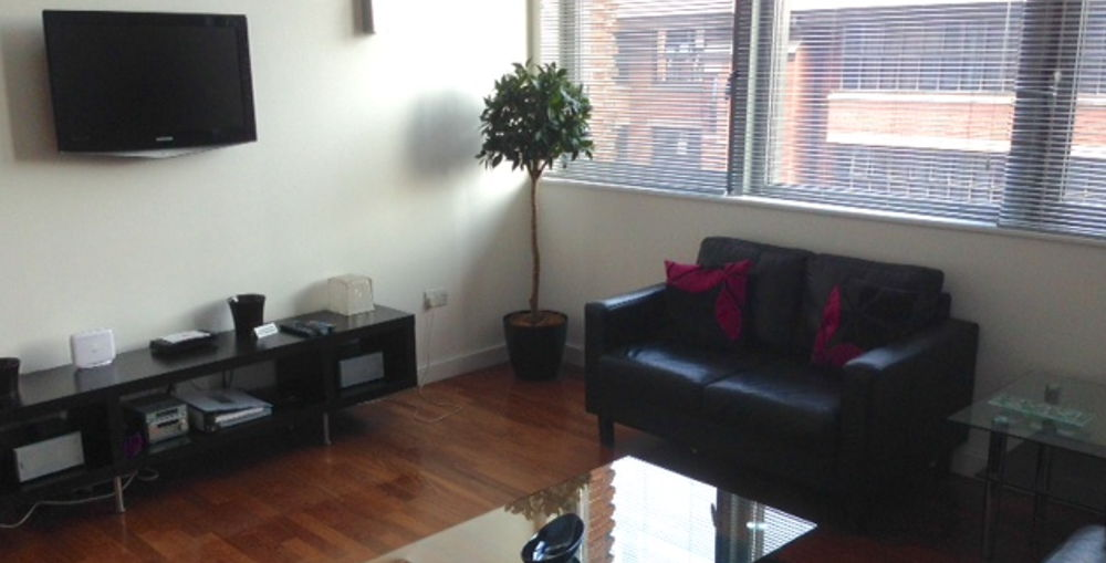 one bed centralofts serviced apartment featured