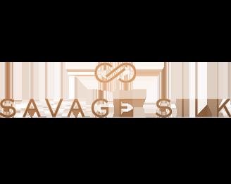 savage silk logo