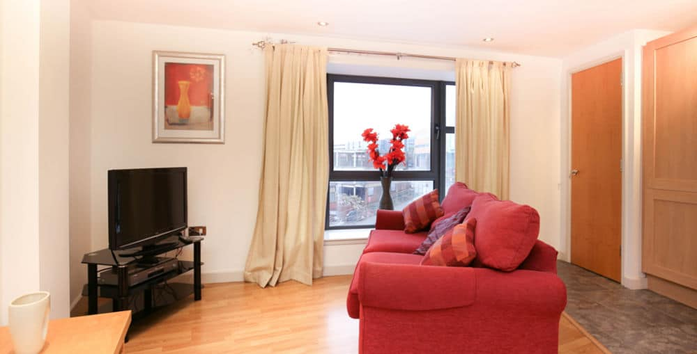 Two Bedroom Apartments, Baltic Quays