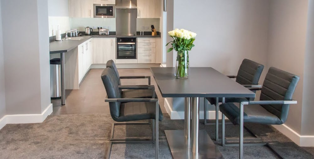 arial house one bedroom serviced apartment